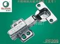 不鏽鋼液壓鉸鏈PF209