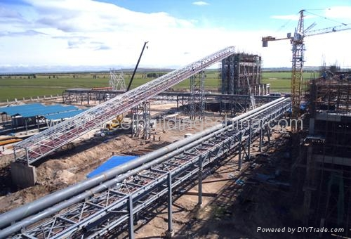 Industry Steel Structure Fabrication 2