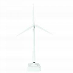 干电池节能旋转风车