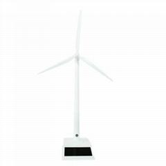 太陽能旋轉風車