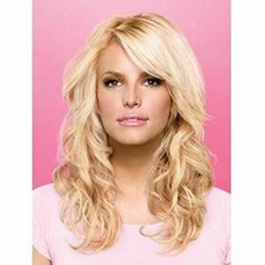 Hairdo Jerry curl Clip-in Styleable Extensions