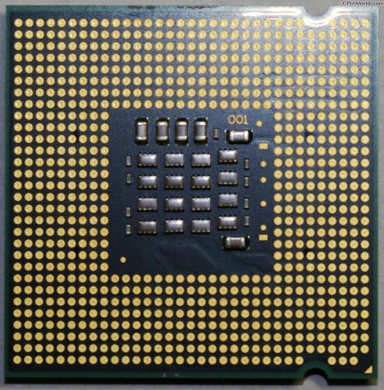 Intel Pentium 4 540 (3.2E) Socket LGA 775 Processor Review ...