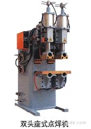 龙门式双滚轮缝焊机 3