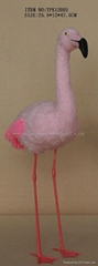 Decoration Handicraft Flamingo