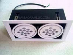 LED grille spot light