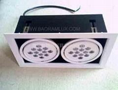 LED grille spot light