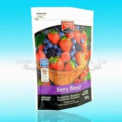 Dried fruit bag