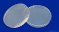 Castable dental PMMA resin disc OD98X14 for CAD/CAM 1