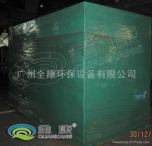 玻璃钢隔油池 1