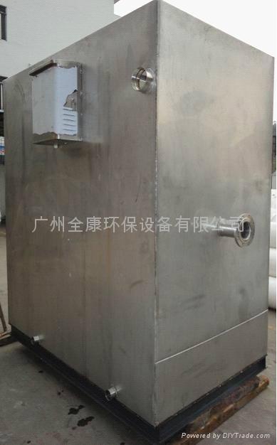 自动刮油隔油器 1