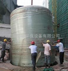 广州玻璃钢化粪池