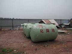 环保型生物化粪池