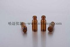 8-4252ML透明棕色透明样品瓶