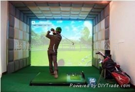 高尔夫模拟器 1
