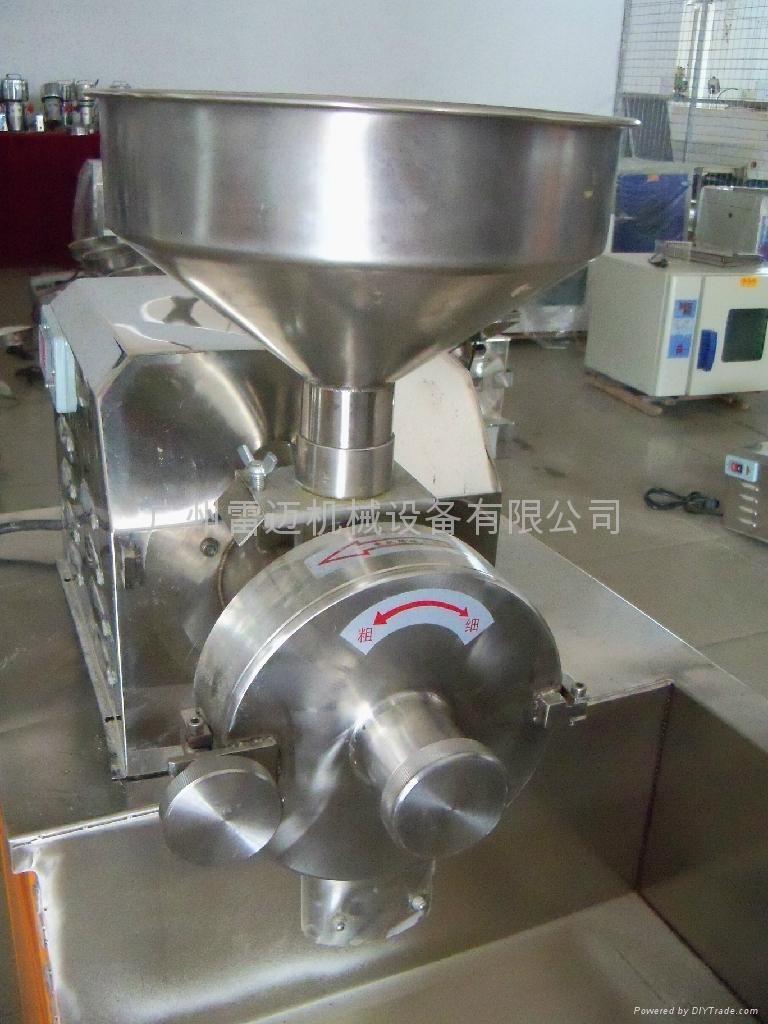 不锈钢五谷杂粮磨粉机 2