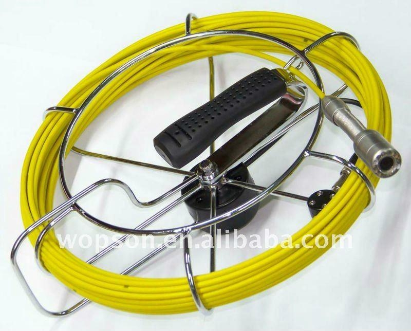 Waterproof Ip68 Drain Sewer Pipe Inspection Camera With