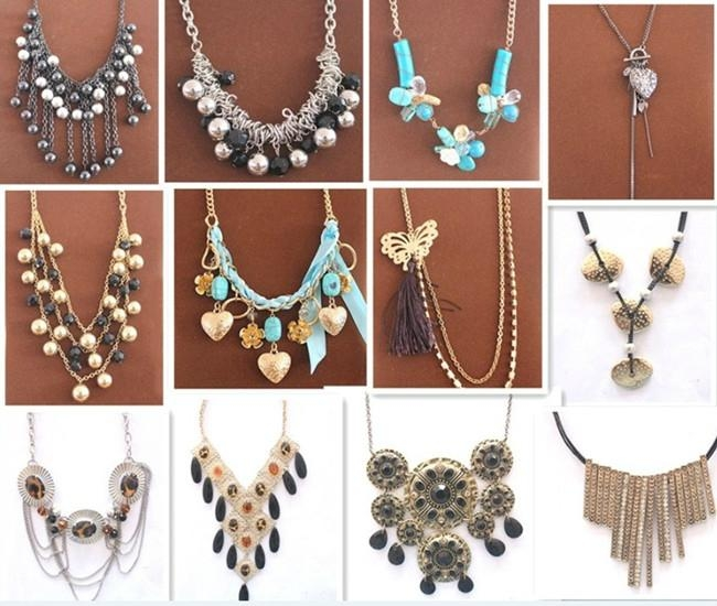 2012 new fashion necklace jewelry from manufacturer 1
