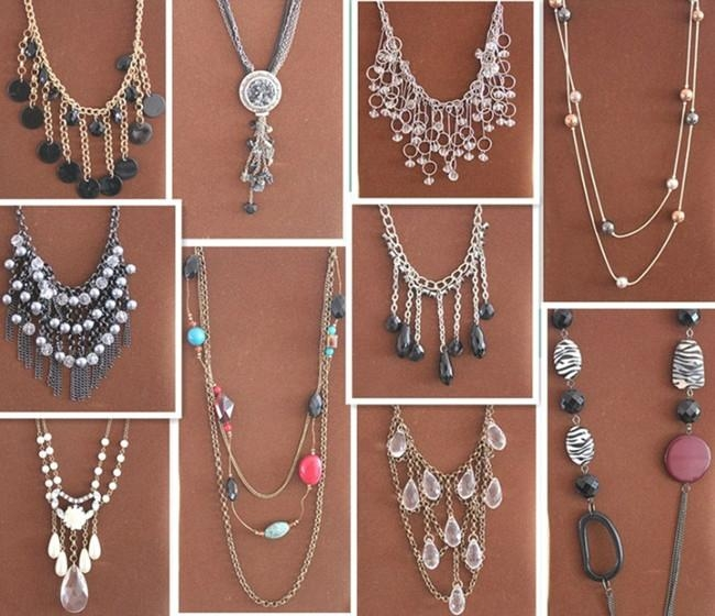 2012 new fashion necklace jewelry from manufacturer 5