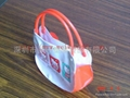 pvc bag , EVA pouch , zipper bag