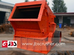 New technology impact marble crusher