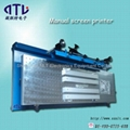 High precision BGA Manual screen printer
