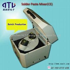 High speed SMT Solder paste mixer