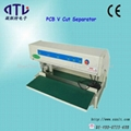 High efficiency PCB V Cutting machine