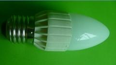 led ceramic bulb lamp 3W  new products