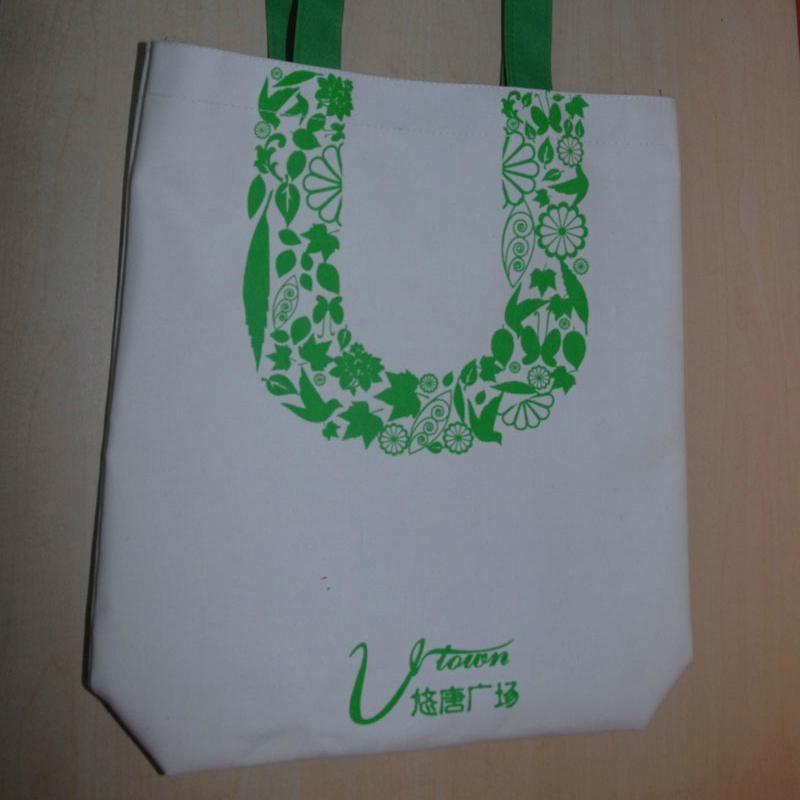 定做帆布類環保袋 1