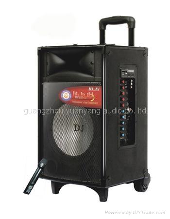 new portable outdoor speaker convenient  2
