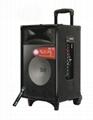 new portable outdoor speaker convenient  1