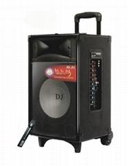 new portable outdoor speaker convenient