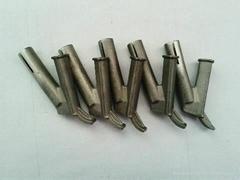 可插焊条不锈钢三角焊嘴