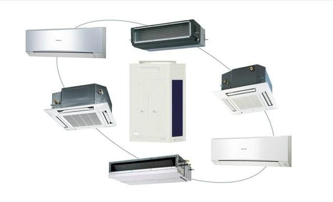 Vrf Air Conditioner Arv Dekon China Manufacturer