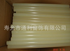 hot-melt adhesive (Glue stick, colloidal particles)