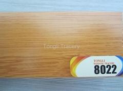 paulownia wood blinds from China