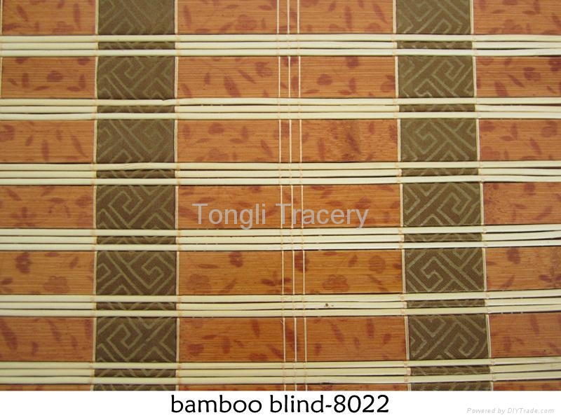 High-quality and environmental friendly bamboo blinds 5