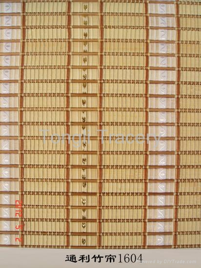 High-quality and environmental friendly bamboo blinds 3