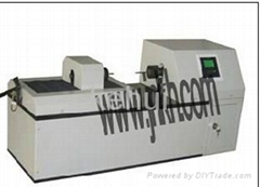 Wire torsion testing machine