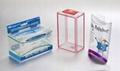 非環保pvc透明包裝盒