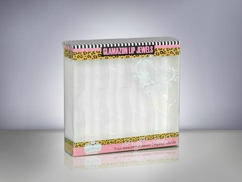 環保PET透明彩印包裝盒 2