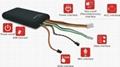 Best price!GPS GPRS GSM vehicle anti-theft mini gps chip tracker(RA06)  3