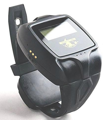 Wrist watch personal gps trackers Auto Report position 4