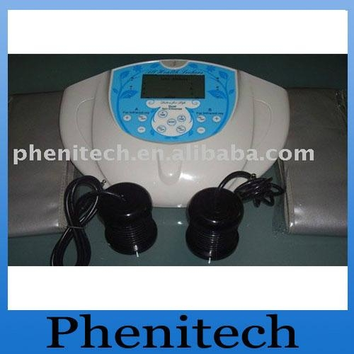 Dual Detox Foot Spa with Heating Belt and Electrode pads 3
