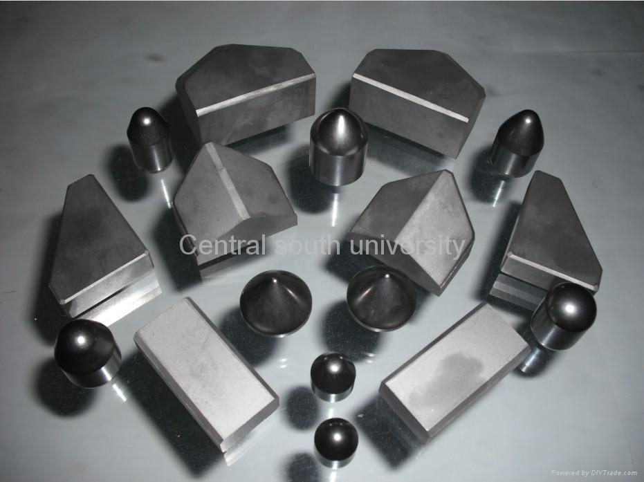 cemented carbide; button bits; tios; cutting tools 1