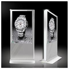 鏡面液晶廣告機