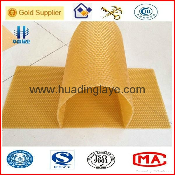 chinese beeswax foundation 1