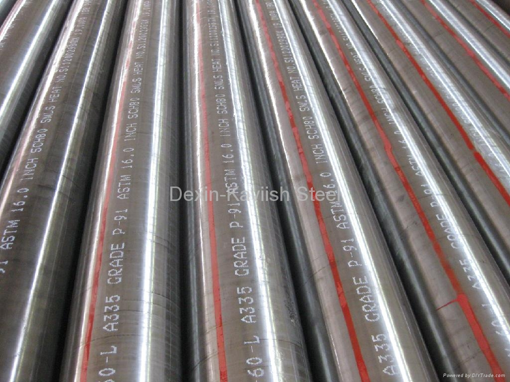 Seamless Alloy Steel Pipe 3