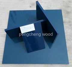 laminated plastic plywood for concrete