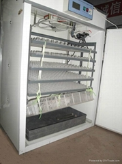 CE Approved Poultry egg incubator YZITE-9